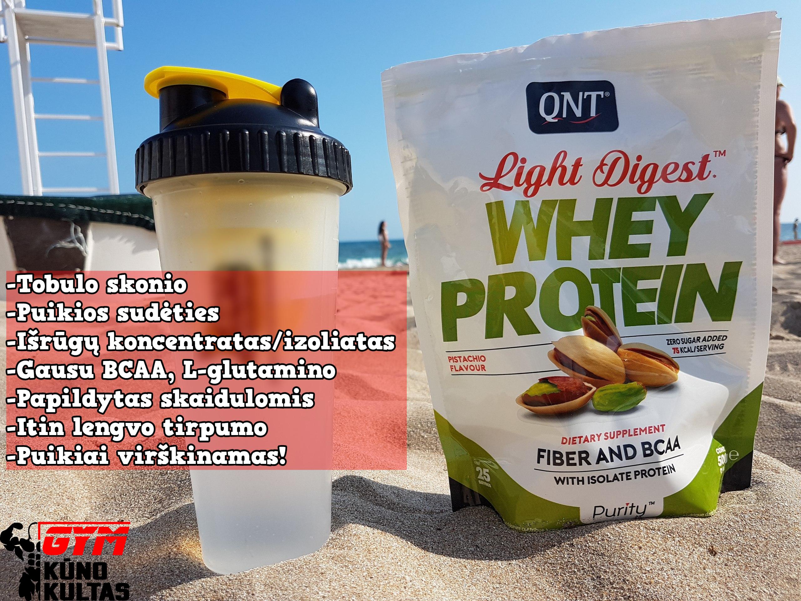 qnt light digest proteinas